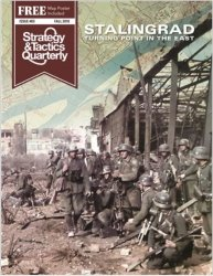 Strategy & Tactics Quarterly #3 Stalingrad