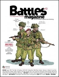 Battles Magazine #12 Night Drop 2: Pegasus Bridge