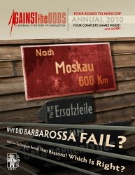 Against the Odds Annual 2010 - Four Roads to Moscow