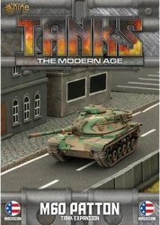 TANKS: The Modern Age - M60 Exp.