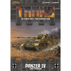 Tanks: Panzer IV Exp.