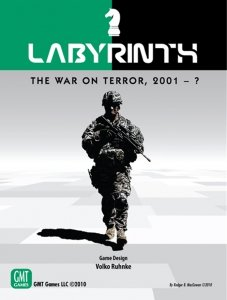 Labyrinth: The War on Terror, 2001-? 4th Printing