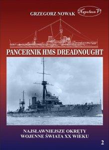 Brytyjski pancernik z 1906 roku. HMS Dreadnought