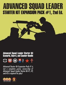 ASL Starter Kit Expansion Pack #1, 2nd Edition