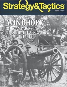 Strategy & Tactics #313 Windhoek Southwest Africa 1914-15