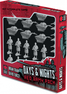 Days and Nights Red Army Expansion