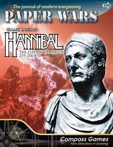 Paper Wars #95 Hannibal