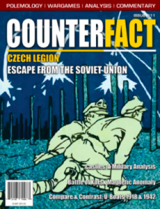 COUNTERFACT #11 Czech Legion