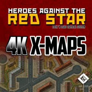 LnLT: Heroes Against the Red Star: 4K X-Maps