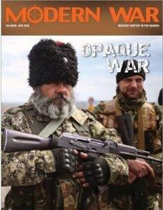 Modern War #34 Opaque War: Ukraine
