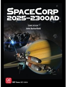 SpaceCorp 2025-2300AD
