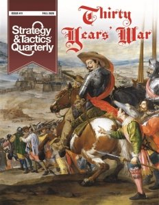 Strategy & Tactics Quarterly #11 Thirty Years War
