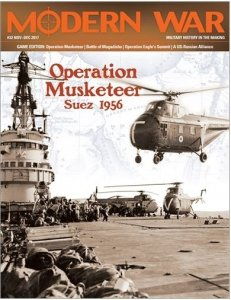 Modern War #32 Operation Musketeer