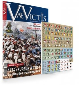 VaeVictis no. 155 1914: Fury in the East