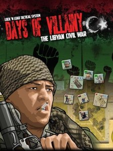 Lock and Load Tactical Days of Villainy