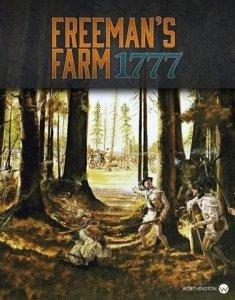 (USZKODZONA) Freemans Farm 1777