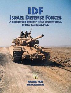 Panzer Grenadier (Modern): IDF Israel Defense Forces
