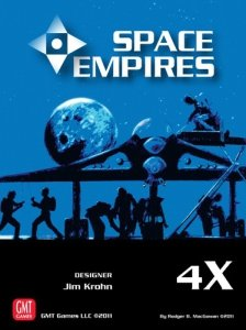 Space Empires: 4X 4th Printing
