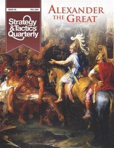 Strategy & Tactics Quarterly #15 Alexander