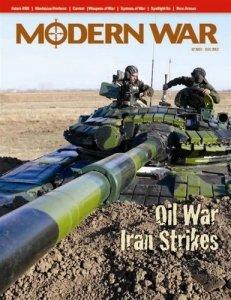 Modern War #2 Oil War: Iran Strikes
