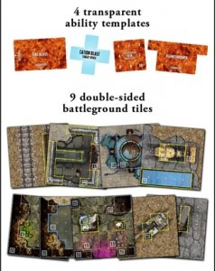 For What Remains: Tiles and Templates Pack