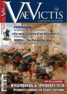 (UŻYWANA)VaeVictis no. 138 Wissembourg & Spicheren 1870