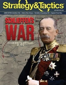 Strategy & Tactics #319 Schlieffens War