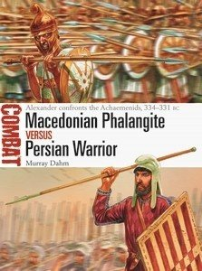 COMBAT 40 Macedonian Phalangite vs Persian Warrior