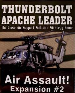 Thunderbolt-Apache Leader Expansion #2 - Air Assault!