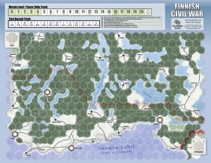 Paper Wars #84 Finnish Civil War
