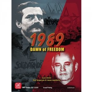 1989 Dawn of Freedom 2nd printing