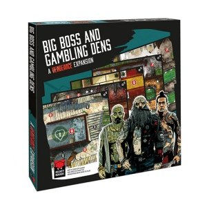 Vengeance: Big Boss & Gambling Dens