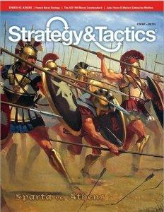Strategy & Tactics #286 Athens vs Sparta