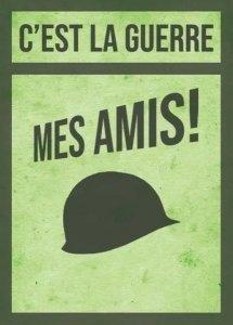 La Résistance: Mes Amis! C'est La Guerre Deck