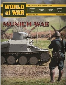World at War #74 Munich War World War II in Europe 1938