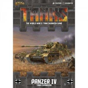 Tanks: Panzer IV Exp.