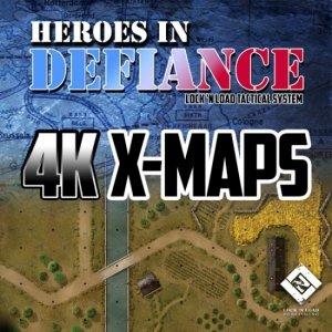 LnLT: Heroes in Defiance: 4K X-Maps
