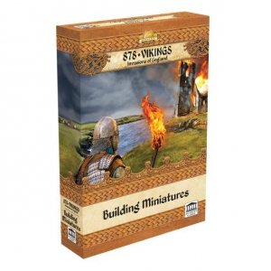 878 Vikings Building Miniatures