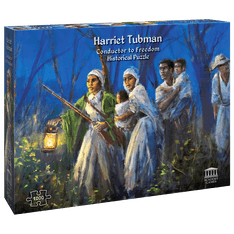Harriet Tubman Historical Puzzle