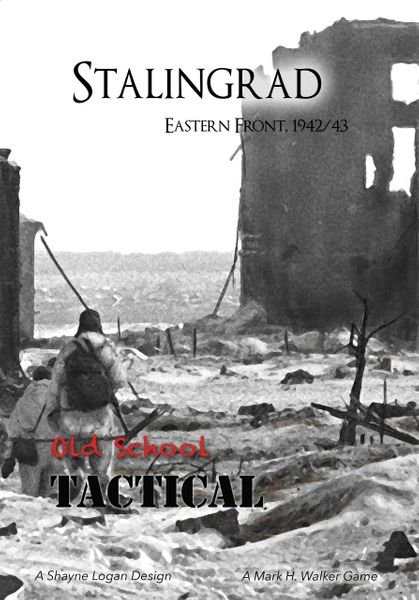 Old School Tactical: Volume 1 Expansion - Stalingrad REPRINT