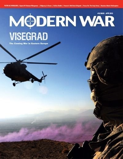 Modern War #16 Visegrad