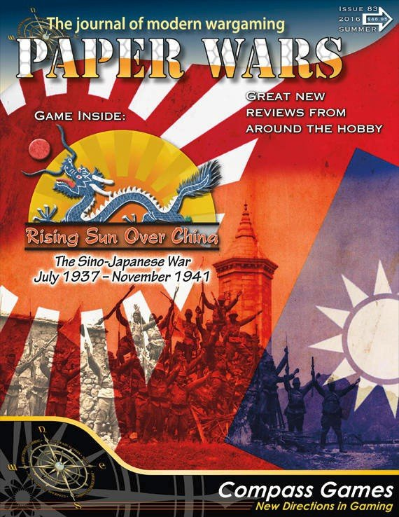 Paper Wars #83: Rising Sun Over China