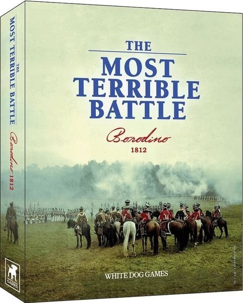 (USZKODZONY)The Most Terrible Battle: Borodino 1812