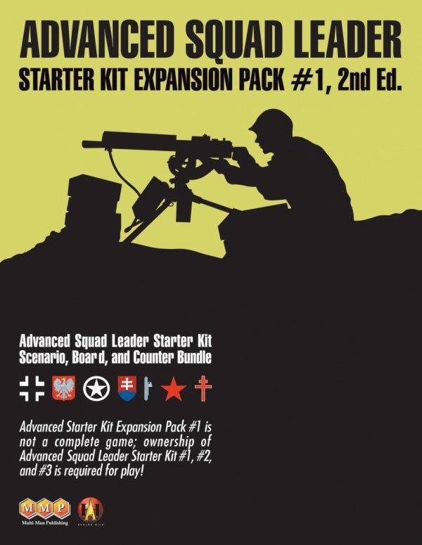 ASL Starter Kit Expansion Pack #1, 2nd Edition