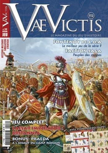 VaeVictis no. 112 Caesar Imperator: Britannia