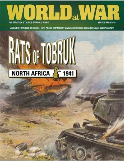 World at War #64 The Rats of Tobruk