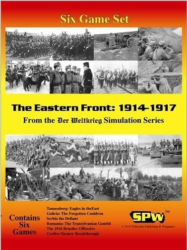 Der Weltkrieg: The Eastern Front: 1914-1917