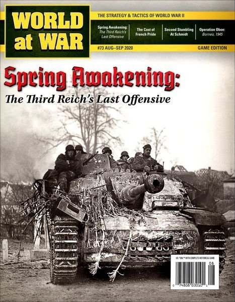 World at War #73 Spring Awakening
