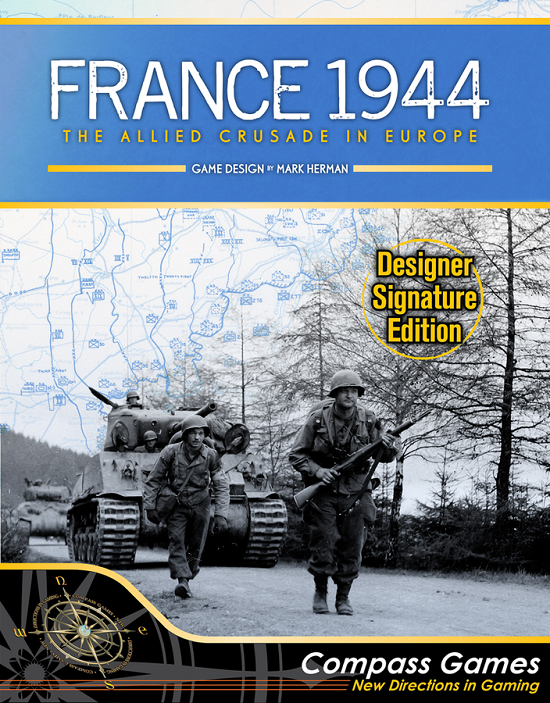 France 1944: The Allied Crusade in Europe – Designer Signature Edition