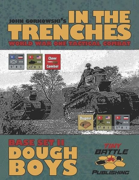In the Trenches: Doughboys  Base Set II